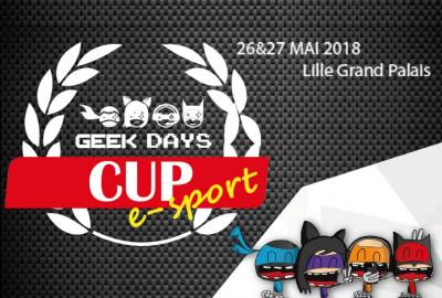 GL Events a choisi Nerim pour connecter les tounois e-sports des Geeks Days 2018 à Lille
