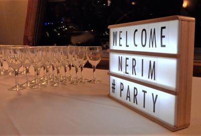 Nerim fête ses 20 ans en région Ile-de-France... Happy Nerim !