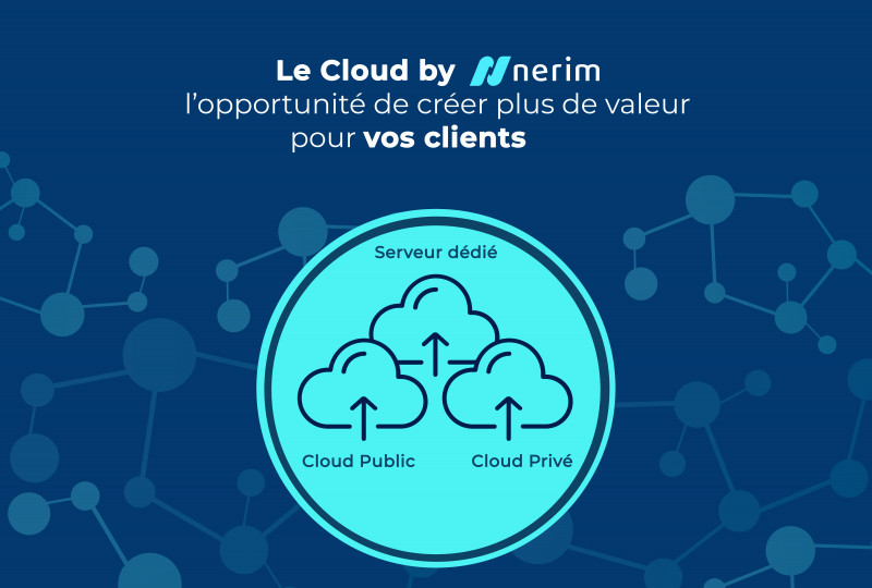 Nerim met l'hébergement cloud à l'honneur à IT Partners 2020